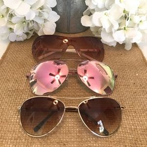Bundle of Three Sunglasses